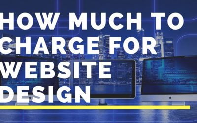 How Much to Charge for a Website Design